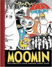 Moomin: The Complete Tove Jansson Comic Strip - Book One: By Tove Jansson
