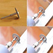 5pcs 22mm Emery Diamond Cutting Disc Cutting Blades Drill Bit+1 Mandrel Tools