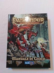 Pathfinder Manuale di Gioco - Base - ITALIANO - Giochi Uniti -