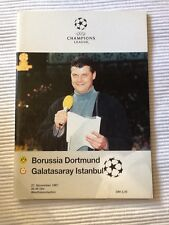 Prg. cl 97/98 borussia dortmund-galatasaray estambul