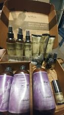REDUCED Wen Hair Care Set Lavender Conditioner and Sweet Almond Mint 14 pc