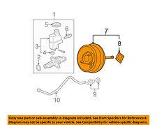 GM OEM-Power Brake Vacuum Booster 25878055
