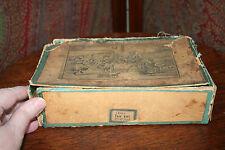 Dolls Antique China Tea Set with Original Box c1890 (#9)