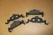 Audi A4 B9 2016 Front Brake Pads CHECK FIRST 8W0698151AD New Genuine Audi part