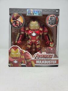 Hulkbuster & Iron Man - Avengers: Age of Ultron - Metals Die Cast M132 Jada Toys