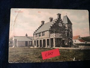 POSTCARD ANGLESEY - RHOSCOLYN, PLAS -  EARLY 1900's.