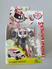 Transformers Autobot Ratchet Robots in Disguise Warrior Class NIB