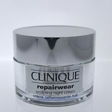 CLINIQUE Repairwear SCULPTING NIGHT Cream All Skin Types 1.7oz 50ml New in Box