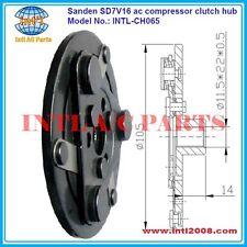 Sanden sd7v16 air compressor ac clutch hub/sanden compressor parts clutch plate