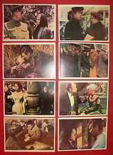 DOCTOR ZHIVAGO 1965 JULIE CHRISTIE OMAR SHARIF D. LEAN UNIQUE EXYU LOBBY CARDS