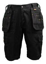 DeWalt Cheverley - Mens Work Cargo Shorts Waist - Utility/Multi Pocket