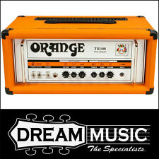 Orange TH100 Thunderverb 100 Watt Valve Tube Guitar Amp Head BRAND NEW RRP$2399
