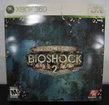 New! Bioshock 2 [Special Edition] (Microsoft Xbox 360, 2010) *Damaged Box*