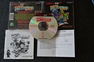 Amiga CD32  -- Super Methane Bros
