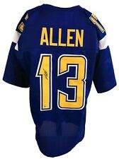 Keenan Allen Autographed Pro Style Color Rush Jersey BECKETT Authenticated