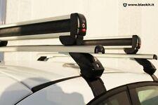 Kit completo barre e portasci per Fiat 500 e ABARTH