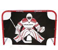 """Shooter Bauer Sharp mit Gummibändchen 54"""" 137cm  Inlinehockey Rollhockey"""
