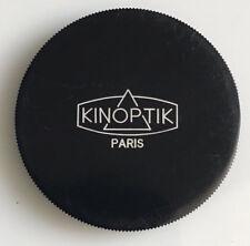 Kinoptik front lens cap for camera lens