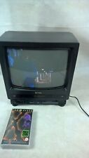 Funai Television With Incorporated VHS Player