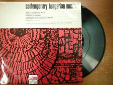 33 RPM Vinyl Hungarian Orchestra Contemporary Hungarian Music Stereo  022715SM
