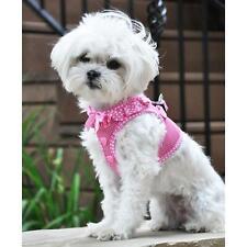 American River Choke-Free Dog Harness Polka Dot  - Teal - Purple - Pink