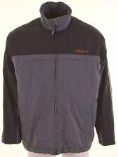 ESPRIT Mens Windbreaker Jacket Size 44 2XL Grey Nylon  NN08