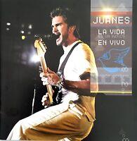 Juanes CD La Vida Es Un Ratico (En Vivo) - USA (M/M)