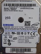 320gb Samsung hm320ji | 2008.08 | PCB: mango rev.03 #293