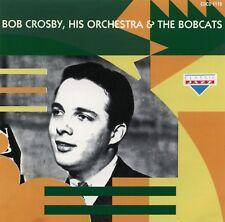 BOB CROSBY & HIS ORCHESTRA - Bob Crosby's Bobcats  CD ALBUM Four Of The Bob-Cats
