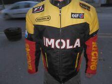SUZUKA Rally   Jacket / Blouson/haut IMOLA  RACING NYLON ET CUIR  TAILLE XL TBE