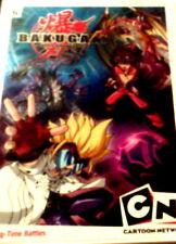 BAKUGAN TIME FOR BATTLE VOLUME SIX 5 Big Time Battles Delta Dragonoid II SEALED