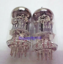 2 pcs ShangHai 6F2 Nos Audio tube replace: 6U8A ECF82 ECF802