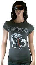 Amplified Official WHITESNAKE Serpiente rock star VIP Vintage Camiseta M