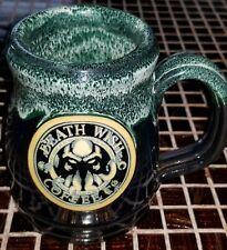 2020 Death Wish Coffee Mug Cthulhu   Deneen Pottery