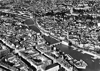 B47957 Zurich panorama  switzerland