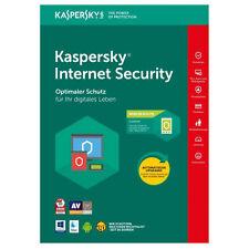 Kaspersky Internet Security 2018 1 PC 1 Jahr | deutsch / multilingual / ESD