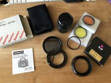 Mamiya 6 G 50mm f/4 L lens + extras