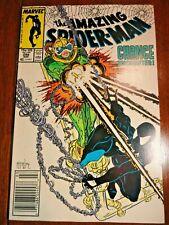 Amazing Spider-man #298 Hot Newsstand Key FVF 1st Todd McFarlane Venom Marvel
