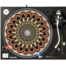 Portable Products Dj Turntable Slipmat 12 inch - Snake Bite