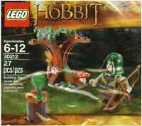 Brand New Lego - Mirkwood Elf Guard - The Hobbit - 30212 - Rare Lego Promo Set