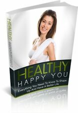 Healthy Happy You PDF Ebook MRR Plus Bonus