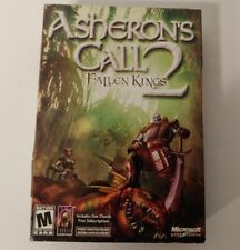 Asheron's Call 2: Fallen Kings (Pc, 2002) Complete in Sealed Box