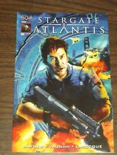 STARGATE ATLANTIS #2 AMERICAN MYTHOLOGY PRODUCTIONS