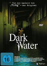 DARK WATER (HITOMI KUROKI, RIO KANNO)  DVD NEU