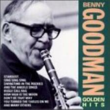 Benny Goodman - Golden Hits - 10 TRACK MUSIC CD - LIKE NEW - H082