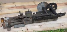Power hack saw blacksmith forge metal working cutting tool collectible vintage