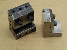 Vintage 3 Tool Holders,Metal Lathe Part,Machinist,Tooling,Holding,Cutting,vise