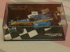 Minichamps 1:43 F.1 Fernando Alonso Renault F.1 R25 - World Champion 2005