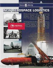 VOLGA-DNEPR AIRLINES ANTONOV 124 SKY GIANTS FREIGHTERS AEROSPACE LOGISTICS AD