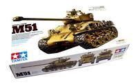 Tamiya Military Model 1/35 Israeli Tank M51 Scale Hobby 35323